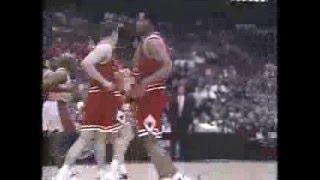 Chicago Bulls vs Houston Rockets | 01/19/97 | Full Game | NBA 1996-97 Season