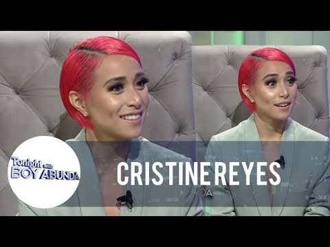 Cristine Reyes answers 30 Hot Questions | TWBA