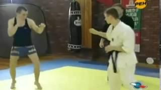 Тайский бокс vs Карате