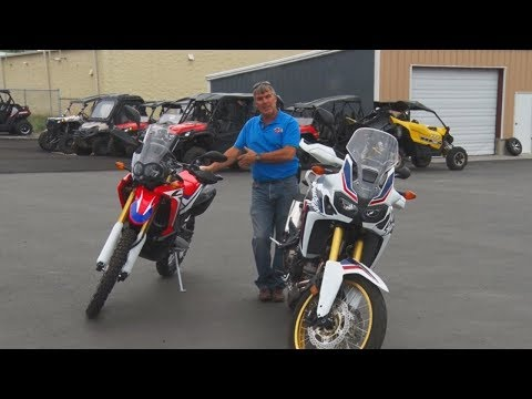 Honda Dual Sport Bikes Review