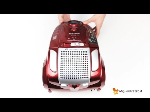 Aspirapolvere Hoover Telios Plus TE70_TE75011 Video Recensione