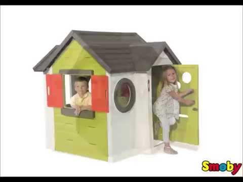 Sommerküche Smoby : Smoby pretty haus mit sommerküche günstig kaufen