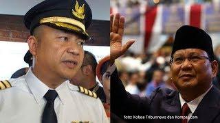 Prabowo Sempat Sebut Bangkrut, Direktur Garuda Indonesia Membantah