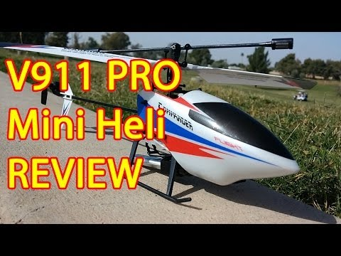 Ultimate Mini Helicopter Review | V911 PRO ONLY $45