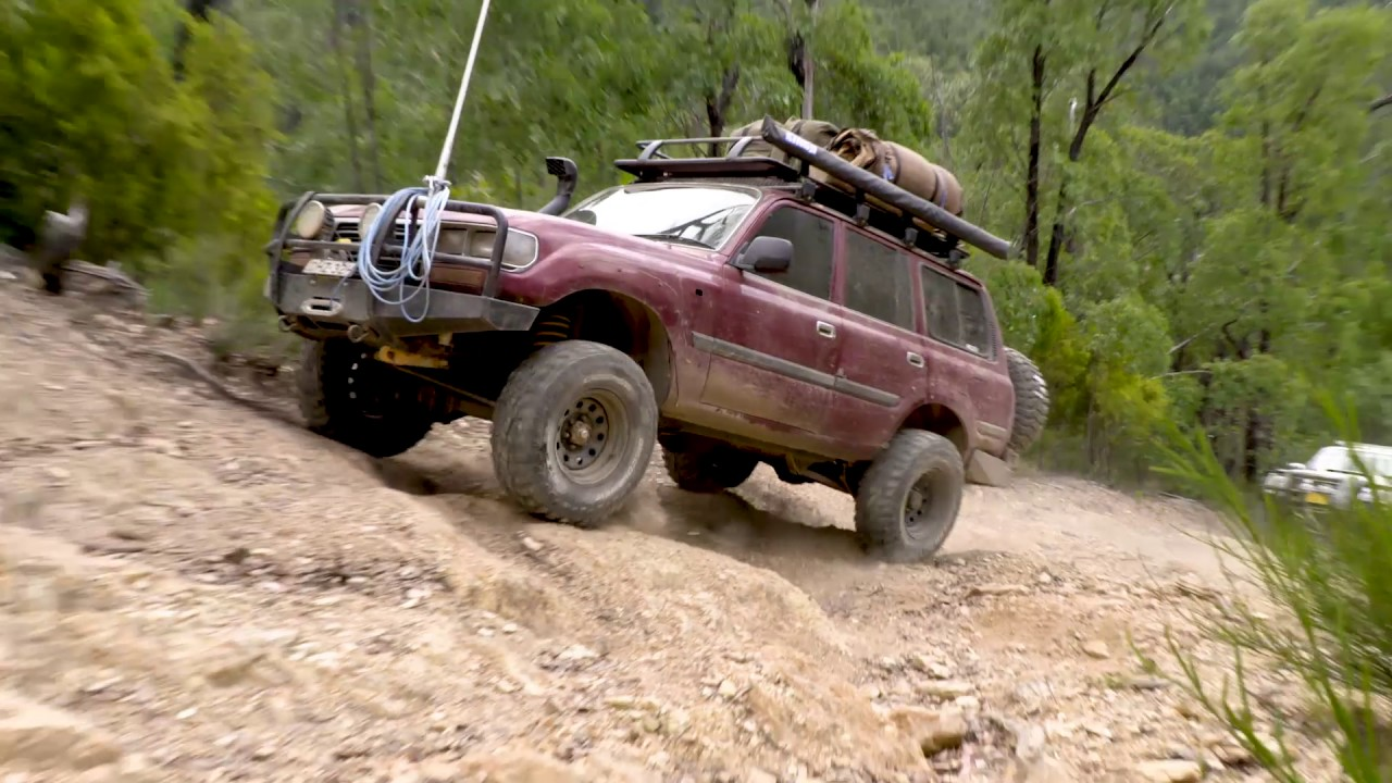 THE MOST FUN YOU CAN HAVE IN A 4WD.