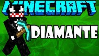 Minecraft: Venom e os Aventureiros - Multiplayer #4 - Baú de Diamantes XD