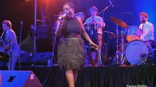 Get Up And Get Out Sharon Jones & The DapKings  AFROPUNK 2014