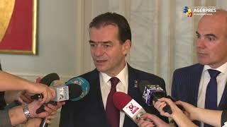 Orban: Dacă vrea doamna Dăncilă dezbateri să facă cu mine, să vorbim despre dezastrul lăsat