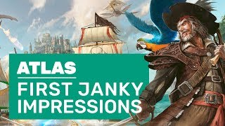 Atlas first impressions | Sailing the janky seas of the Ark Survival Evolved successor