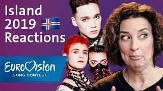 "Hatari - ""Hatrið Mun Sigra"" - Island 