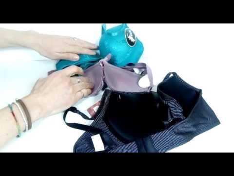 REGGISENO BALCONCINO PUSHUP PUSH UP IMBOTTITO CON FERRETTO MISURA 3° 4° 5° 6° FO