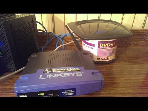How to use a spare router as a range booster for your Wifi Network