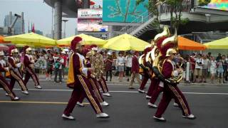preview picture of video 'USC marching band Shanghai #2'