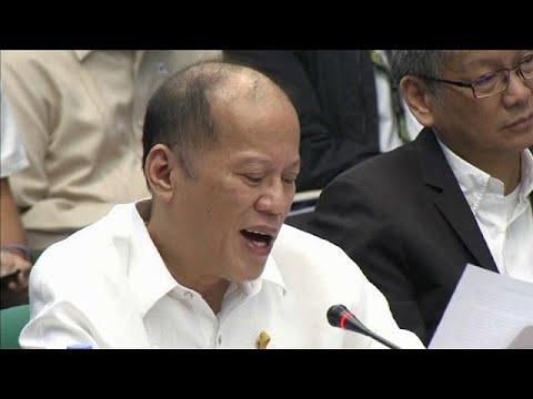 Philippines : Benigno Aquino entendu sur le scandale du Dengvaxia