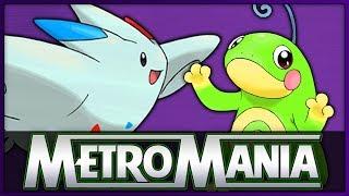 MetroMania Quarter Final 2: Togekiss vs Politoed   Metronome Battle Tournament