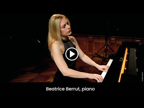13 avril 2019 - Nuit du Piano - Beatrice Berrut