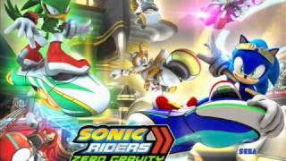 Main Theme Of Sonic Riders Zero Gravity - Un-Gravitify (Instrumental)