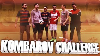 KOMBAROV CHALLENGE | KEFIR, PANDAFX, STAVR, GERMAN, GOODMAX, FLOMASTEROFF