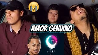 OZUNA   AMOR GENUINO (Audio Oficial) REACCION REVIEW