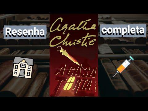 Vale a pena ler? A Casa Torta - Agatha Christie | Resenha OsTrêsLivreteiros