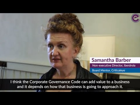 Will the New Corporate Governance Code Improve Business Performance?