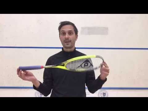 Dunlop Precision Ultimate Squash Racket Review
