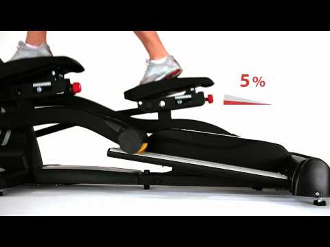 Video Demonstration of Sole Fitness Ellipticals