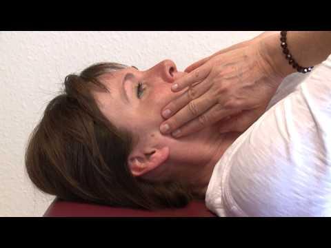 Starke Schmerzen in der linken Seite des Rückens im Bereich der Lendenwirbelsäule