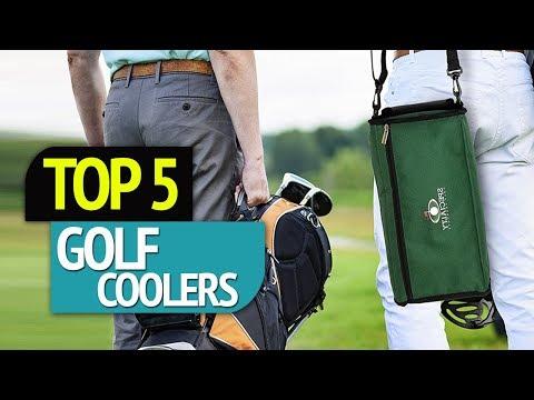 TOP 5: Golf Coolers 2018