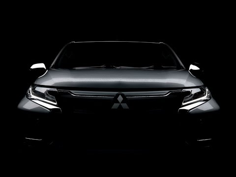 All New Pajero Sport : Teaser