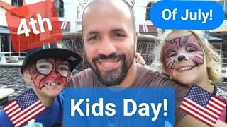 Kids Day at the Miromar Outlets 4th Fourth of July Weekend