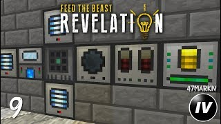 FTB Revelation : Ep 31: Farmin Pearls and RFTools