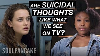 Suicide Attempt Survivors Bust Myths About Suicide | Truth or Myth
