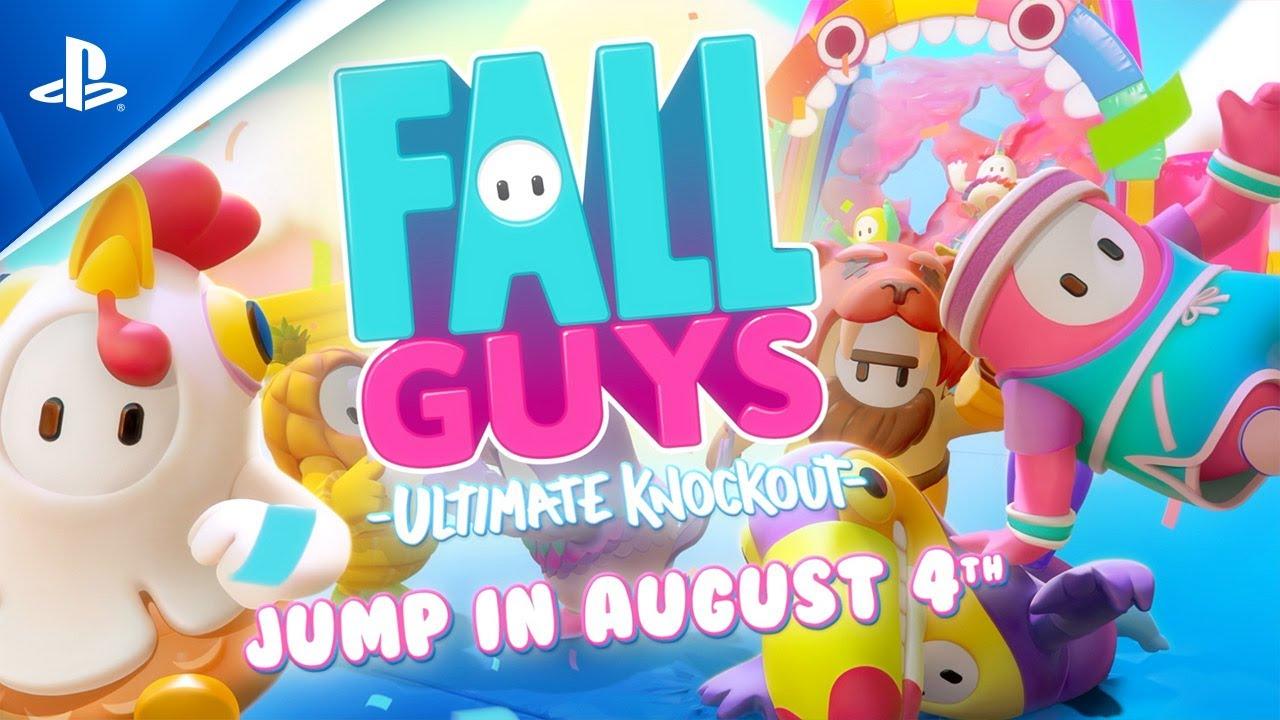 Fall Guys: como sobreviver a quatro rodadas deste alucinante jogo