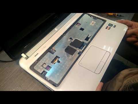 Ремонт залитого ноутбука HP с замечательными историями