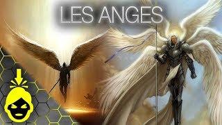10 différents TYPES d'ANGES