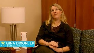 Watch the video - Grief Support: Supporting a Grieving Person