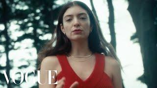 Lorde - Break The Ice/Fallen Fruit Mashup (Cover)
