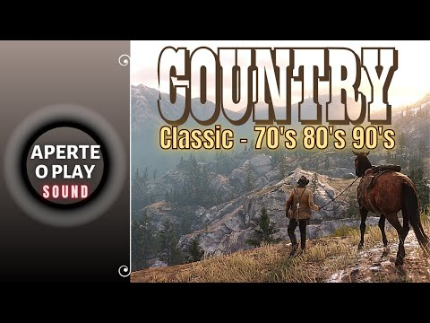 Best Old Country Classic Songs Playlist 70's 80's 90's _ Músicas Country Classico Anos 70.80.90