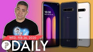 LG V60 ThinQ is A LOT of Things!