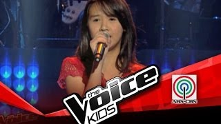The Voice Kids Philippines Blind Audition 'Hanggang Ngayon' by Eufritz
