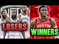 The Biggest Winners and Losers Of The James Harden Trade