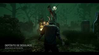 Dead By Daylight - #32 A Tu Espaldaaaaa!!!
