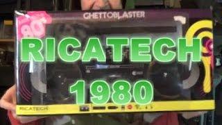 Ricatech PR 1980 Ghettoblaster - das etwas andere Prepper Radio