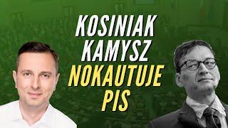 ALEŻ ORKA! 🚜🚜🚜 Kosiniak-Kamysz nokautuje PiS w Sejmie 👊