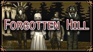 Forgotten Hill Mementoes Part 3 | Chapter 5 (Ending) | Indie Horror Game Walkthrough | PC Gameplay