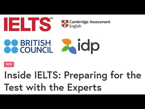 IELTS online course – improve your band score for free! - YouTube