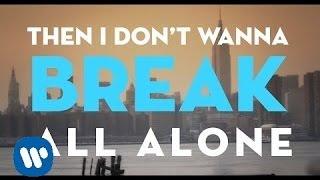 Christina Perri - I Dont Wanna Break [Official Lyric Video]