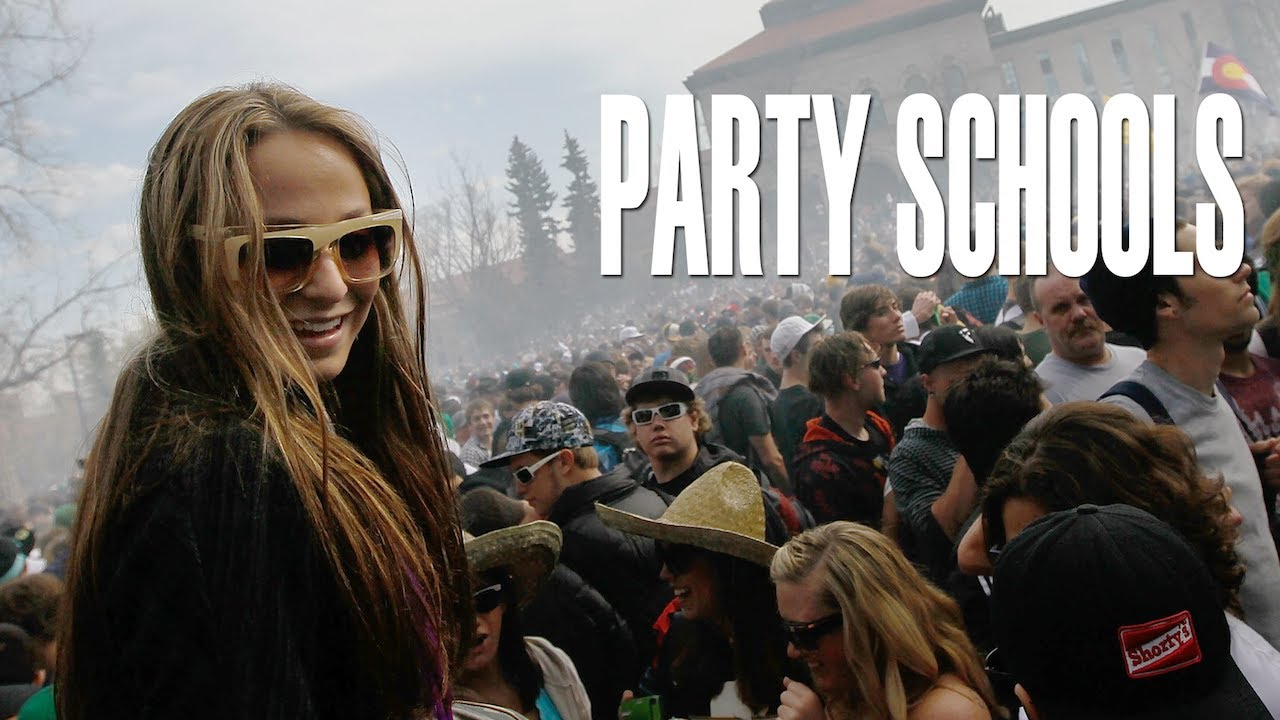 How Hard Does Your School Party? thumbnail