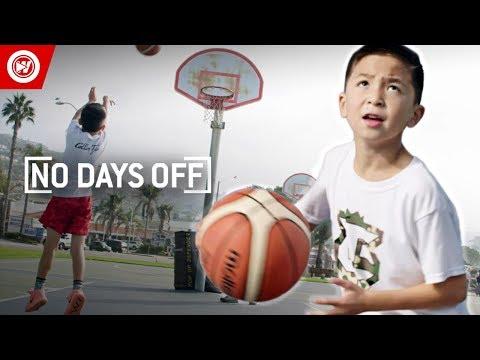 10-Year-Old Has INSANE Basketball Handles